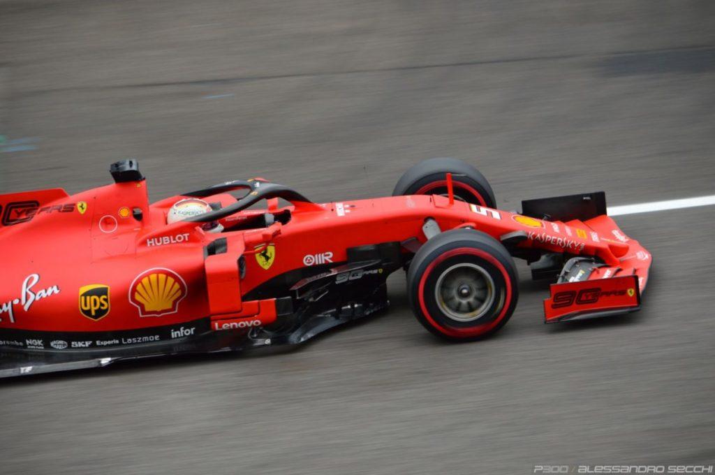 F1 | GP Italia, FP3: Vettel davanti a Verstappen
