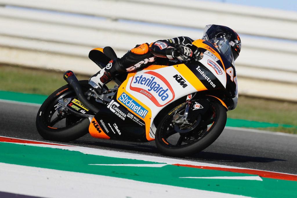 Moto3 | GP Aragón: Arón Canet domina, terza vittoria stagionale per lui