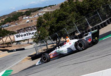 Indycar | Herta domina i test di Laguna Seca
