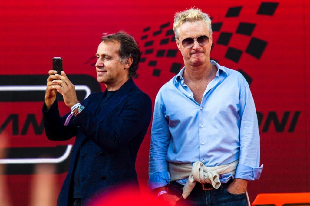 F1 | In migliaia per la festa Ferrari a Milano 4