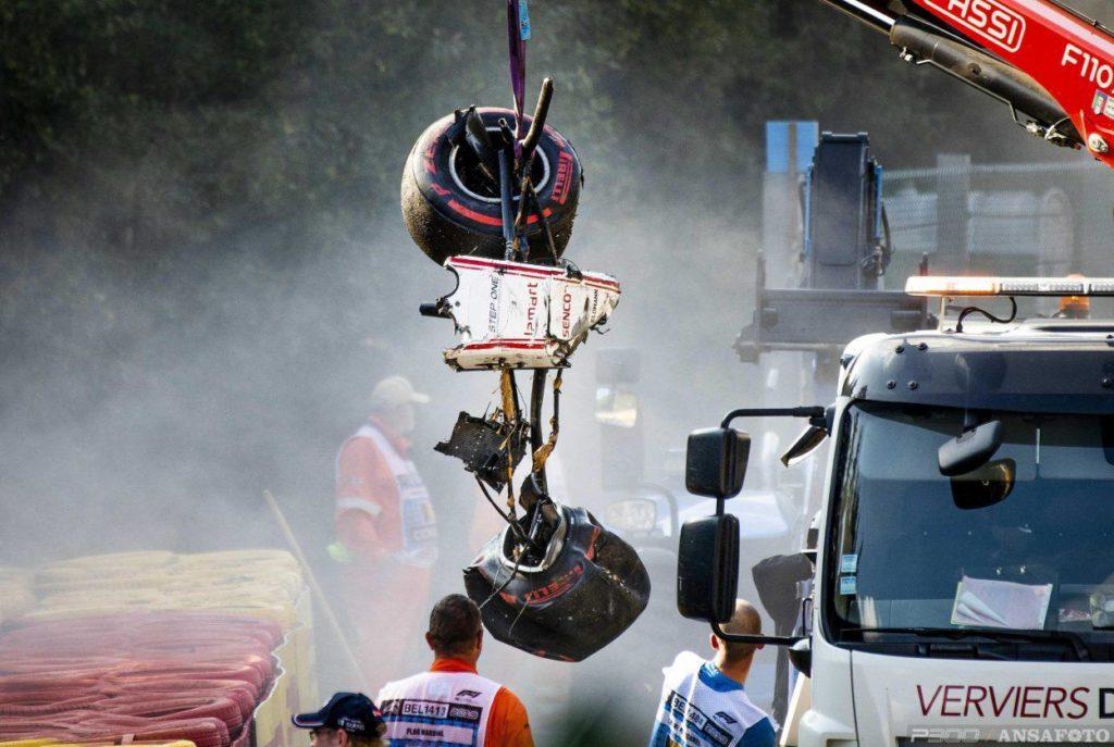 F2 | La dinamica dell'incidente di Spa-Francorchamps 2