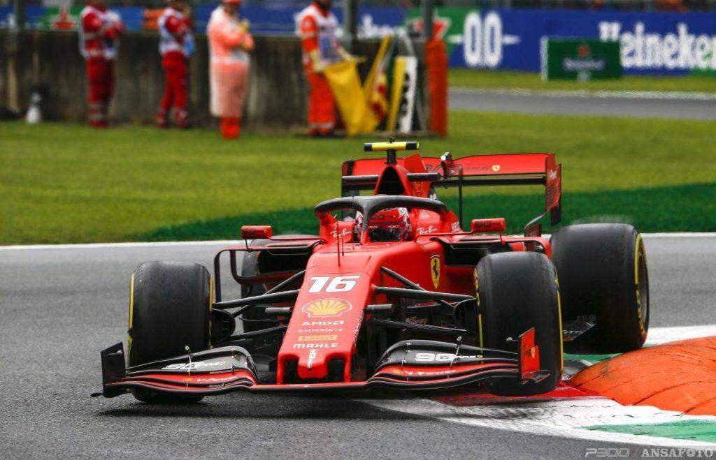 F1 | GP Italia: Leclerc si conferma nella FP2 davanti a Hamilton