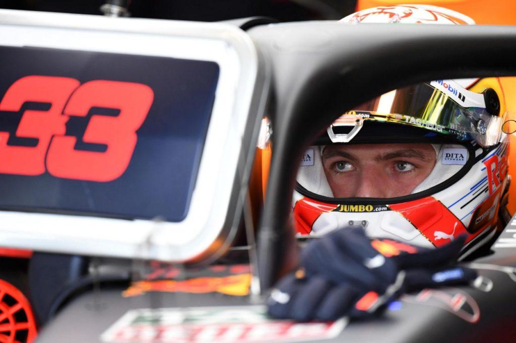 F1   GP Singapore, FP1: Verstappen al comando con la Red Bull