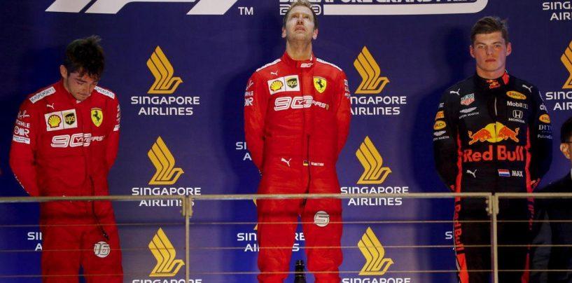 """<span class=""""entry-title-primary"""">La Ferrari sbagliata</span> <span class=""""entry-subtitle"""">Vittoria sì, ma con l'altro sarebbe stata """"più vittoria"""". E poi il mondiale...</span>"""