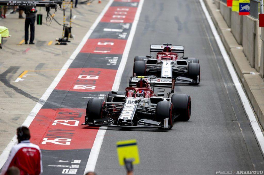 F1 | Alfa Romeo perde l'appello per la penalità di Hockenheim