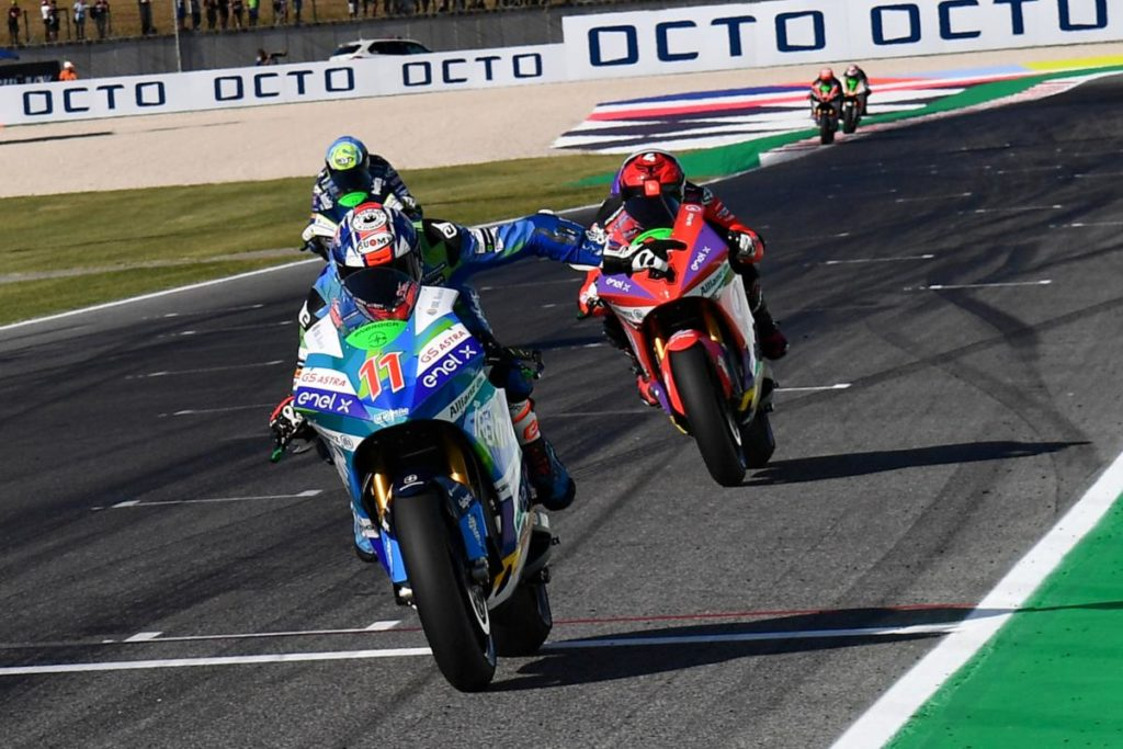 MotoE | GP San Marino: Matteo Ferrari fa doppietta e allunga in classifica