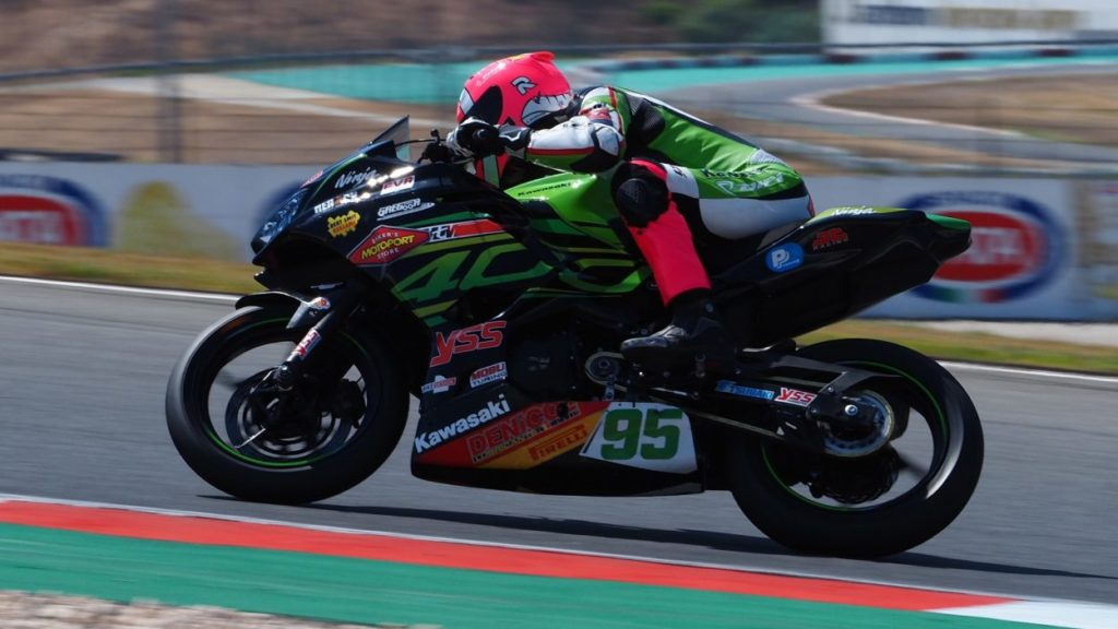 GP Portogallo, SSP300: Scott Deroue vince e tiene aperte le speranze iridate
