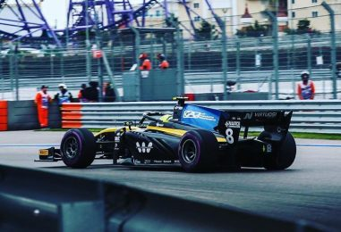 F2 | GP Russia: Ghiotto vince la sprint, incidente senza conseguenze al via