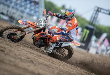 MXGP | Jeffrey Herlings vince anche in Cina e chiude la stagione
