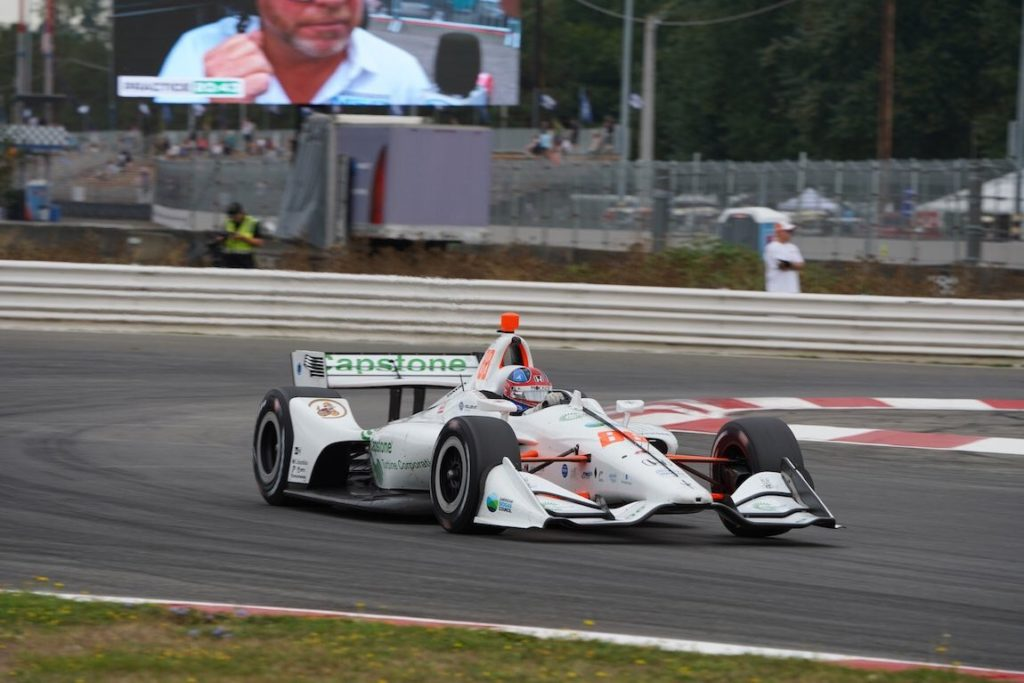 Indycar | GP Portland: Colton Herta in pole