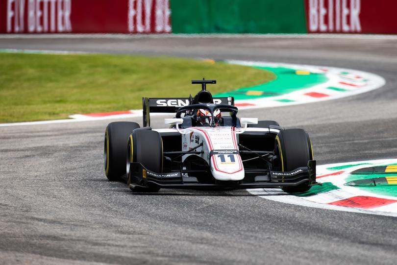 F2 | GP Italia: Callum Ilott in pole sull'unica Sauber-Charouz in pista