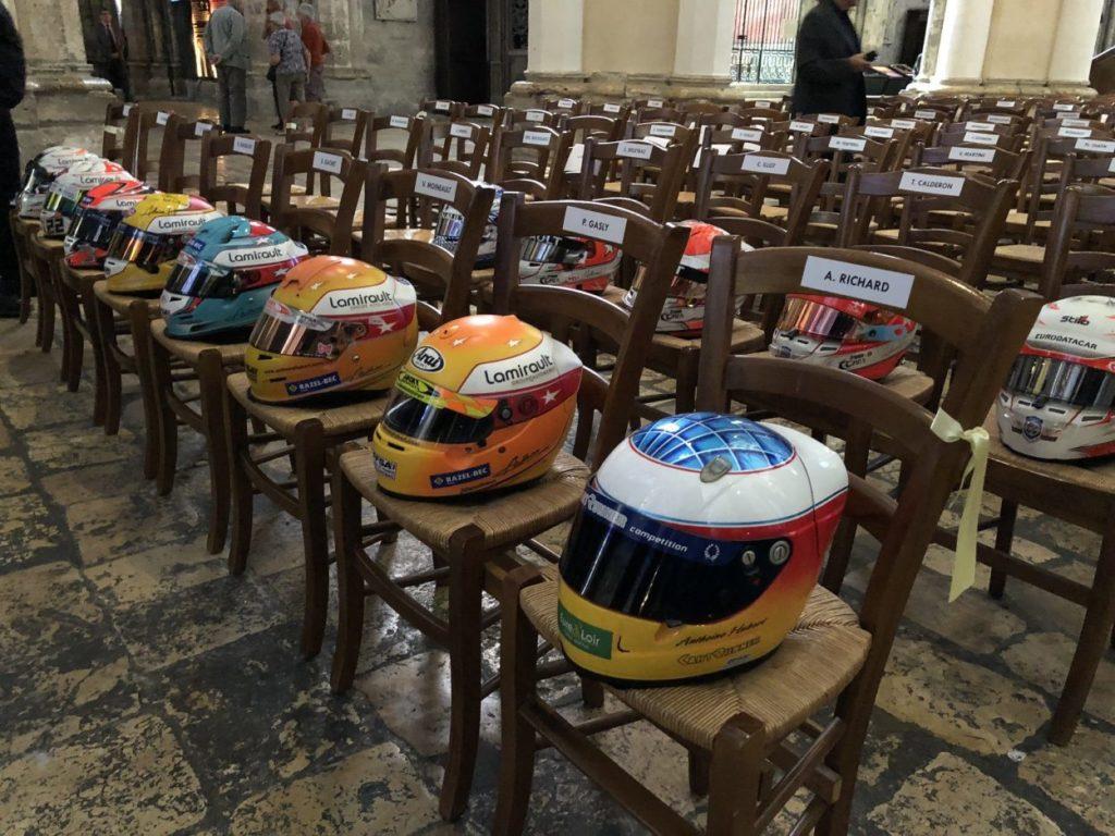 F2   Oggi a Chartres l'ultimo saluto a Hubert 1