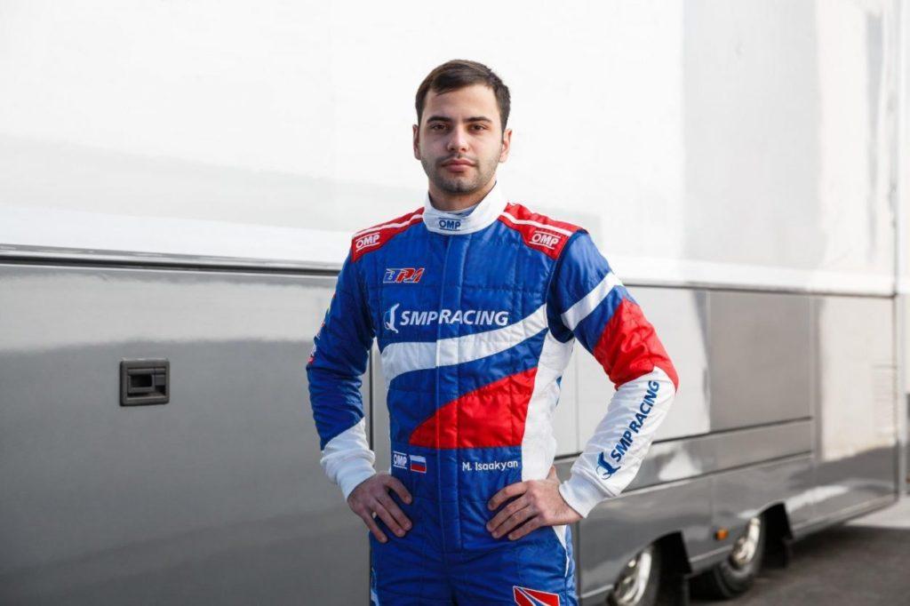 F2 | Matevos Isaakyan guiderà la Sauber-Charouz #12 a Sochi e Abu Dhabi
