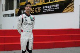 F3 | Charles Leong sulla terza Jenzer a Sochi
