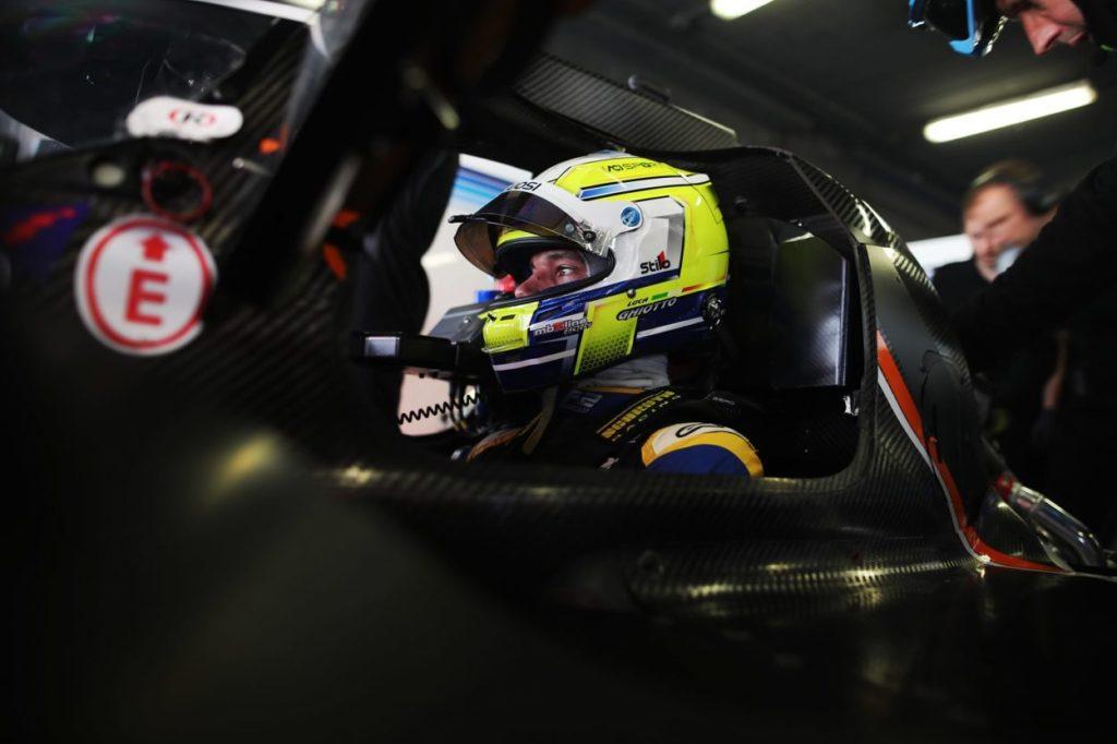 WEC   Luca Ghiotto correrà al Fuji con la Ginetta LMP1