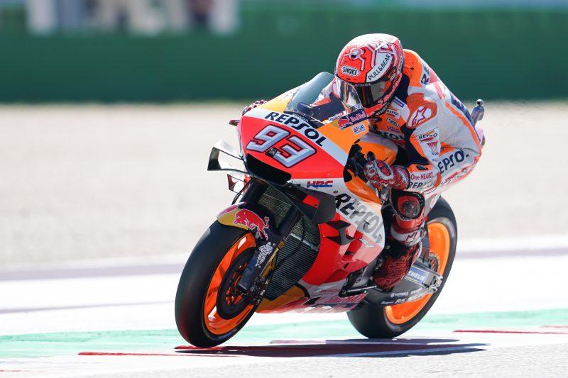 MotoGP | GP San Marino: Marc Márquez torna a vincere davanti al plotone Yamaha