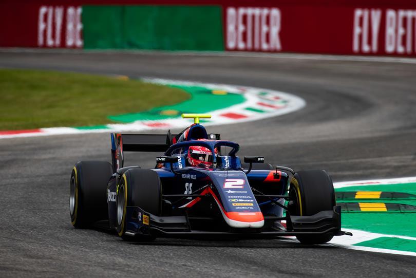 F2 | GP Italia: Matsushita vince la feature race, Ghiotto secondo in rimonta