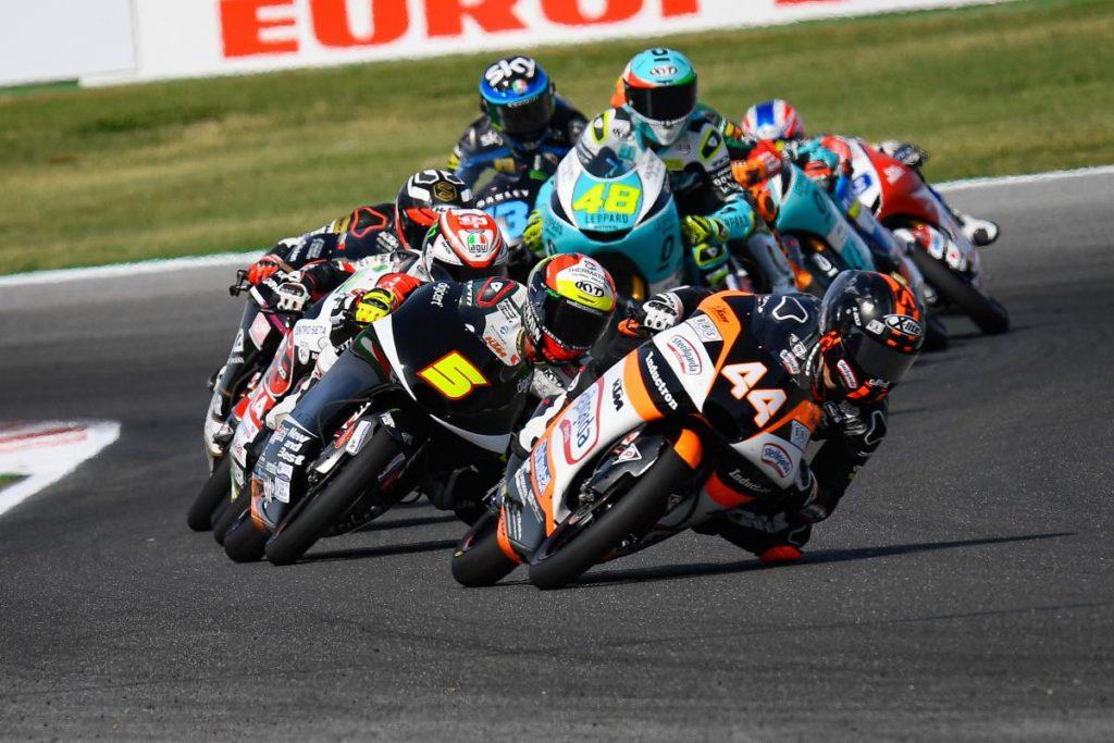 Motomondiale   Scelti i team che disputeranno la stagione 2020 in Moto2 e Moto3