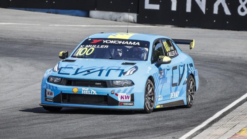 WTCR | Ningbo: Yvan Muller in pole per gara-1