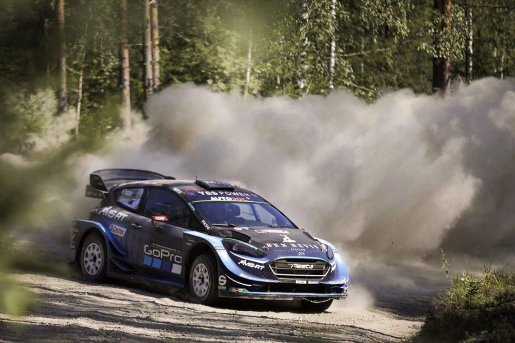 WRC | Accordo per due gare tra Hayden Paddon e Ford