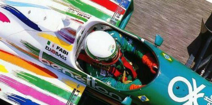 """<span class=""""entry-title-primary"""">La pole """"monstre"""" di Teo Fabi a Monza 1986</span> <span class=""""entry-subtitle"""">Grazie anche al 4 cilindri BMW e alle Pirelli, Fabi ottenne una pole storica a Monza</span>"""