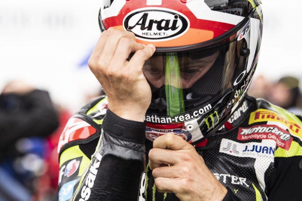 SBK | GP Francia: Jonathan Rea conquista la pole position sul bagnato