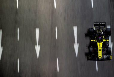 F1 | GP Singapore, Ricciardo escluso dalle qualifiche per irregolarità con l'MGU-K