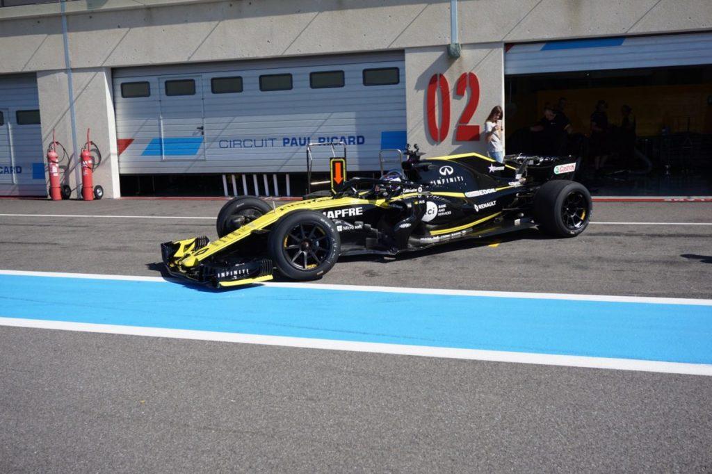 F1 | Completati da Pirelli i primi test con gomme da 18