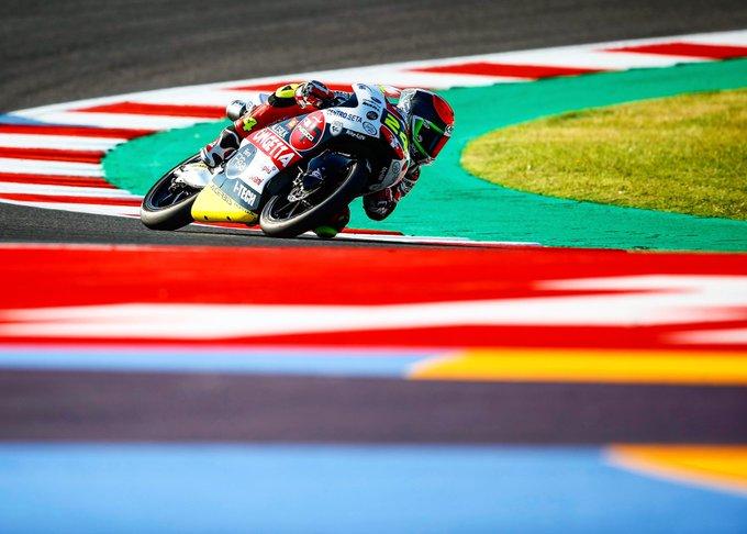 Moto3 | GP San Marino: Tatsuki Suzuki vince la sua prima gara in carriera