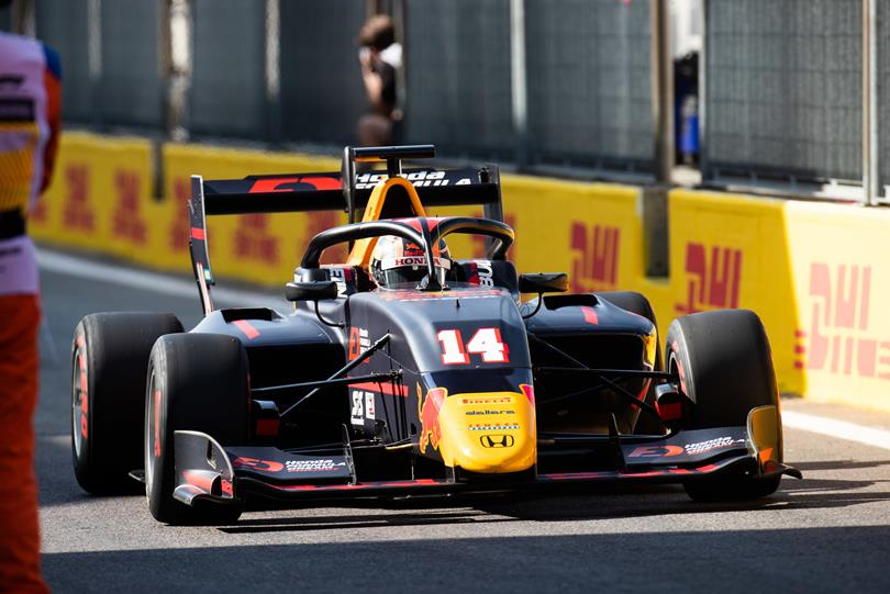 F3 | GP Italia: doppietta Red Bull in gara-2, vince Tsunoda su Lawson