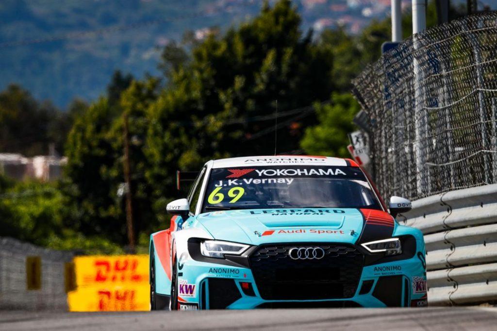 WTCR | Reintegrate le Audi squalificate in Portogallo
