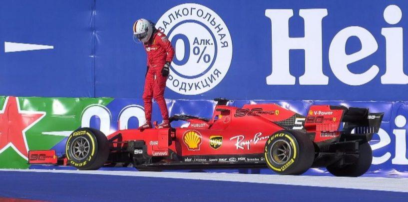 """<span class=""""entry-title-primary"""">Leclerc, Vettel e l'MGU-Karma</span> <span class=""""entry-subtitle"""">Quando i team radio ed i sospetti diventano più importanti del resto... </span>"""