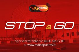 """""""Stop&Go"""" live venerdì 11 ottobre alle ore 16:00 su Radio 5.9"""