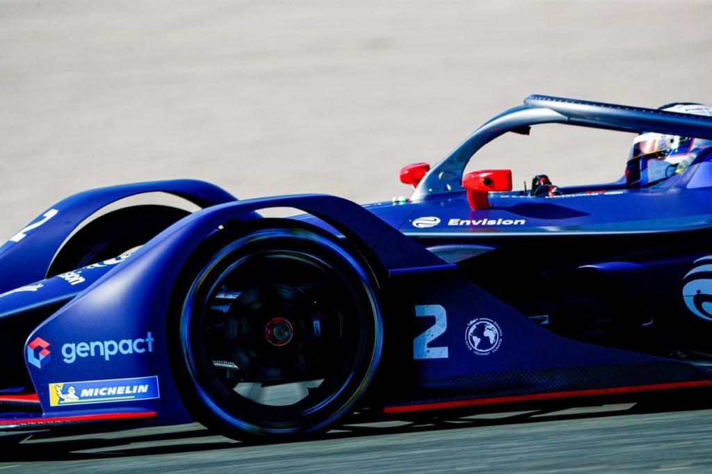 Formula E   Sam Bird apre i test di Valencia con il miglior tempo