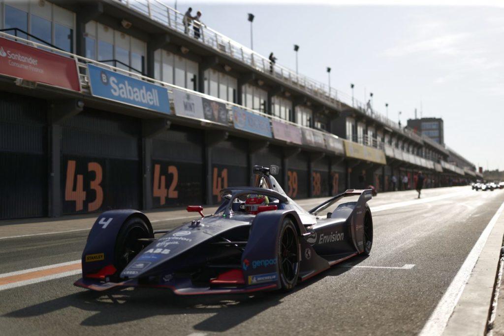 Formula E | Ancora Virgin nella seconda giornata di test, Frijns il più veloce