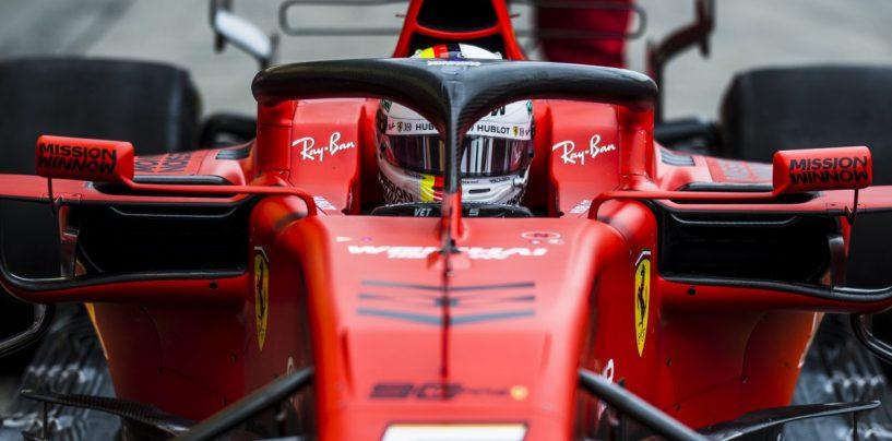 """<span class=""""entry-title-primary"""">F1   GP Giappone, qualifiche: Vettel in Pole, prima fila tutta Ferrari!</span> <span class=""""entry-subtitle"""">Il tedesco si prende inaspettatamente la partenza al palo. Mercedes in seconda fila, Red Bull in terza</span>"""