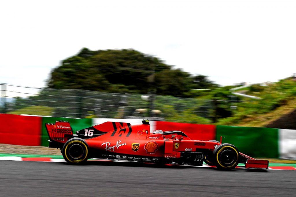 F1 | GP Giappone, Leclerc penalizzato di 15