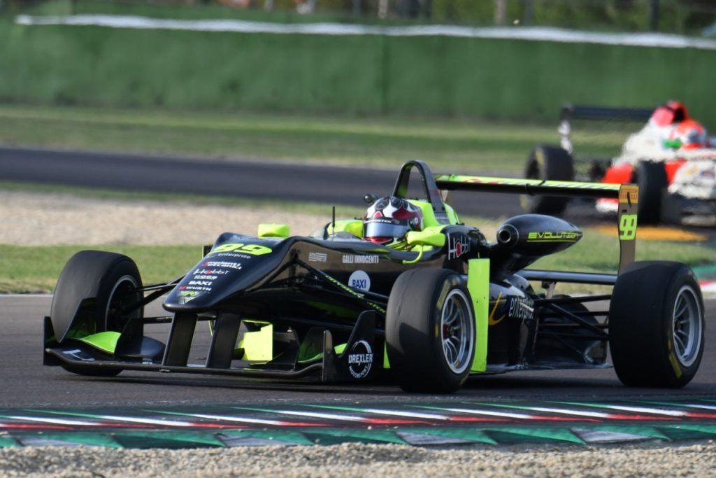 Sfida finale per Andrea Cola all'Hungaroring