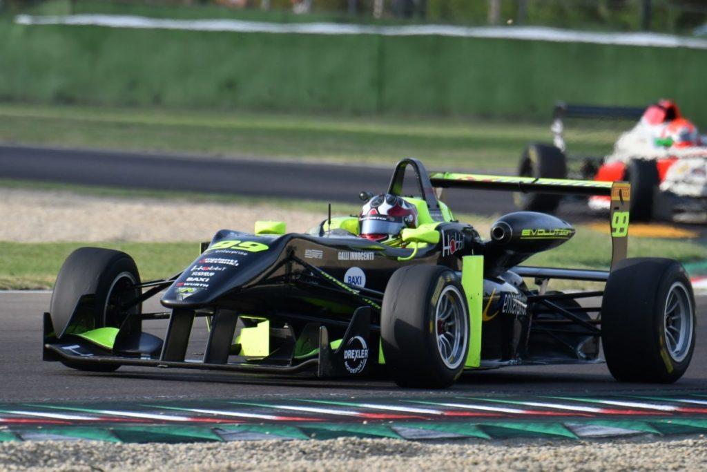 Sfida finale per Andrea Cola all'Hungaroring