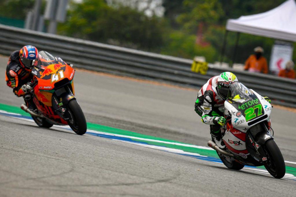 MotoGP | Brad Binder passa in KTM Factory, Lecuona prende il suo posto in Tech3 per il 2020