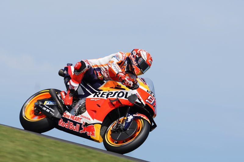MotoGP | GP Australia: Márquez spinge Viñales all'errore, Phillip Island è sua