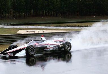 Indycar | Completato il test con l'aeroscreen al Barber