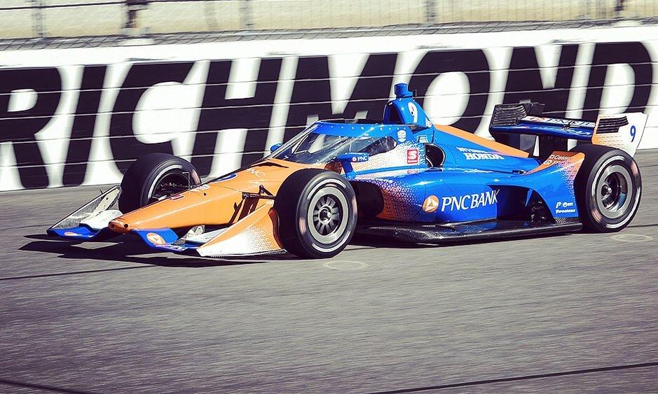 Indycar | Nuovo test per l'aeroscreen a Richmond