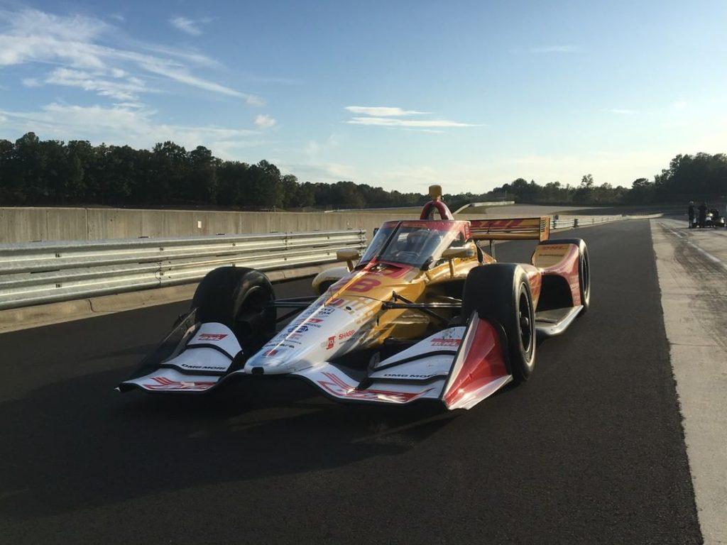 Indycar | Completato il test con l'aeroscreen al Barber 2