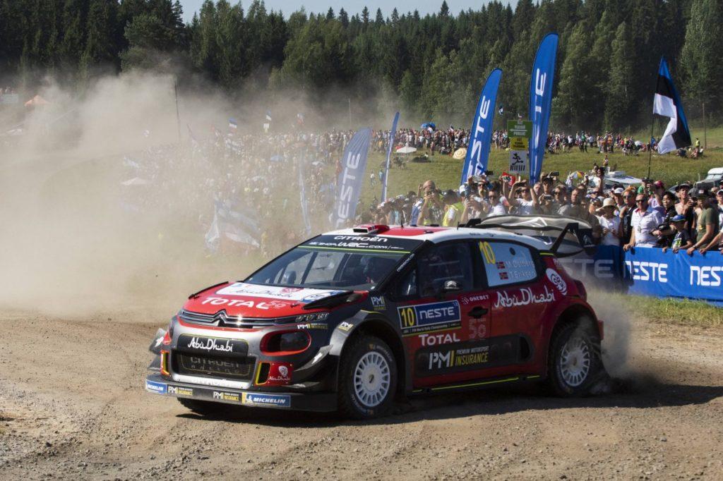WRC | Citroën appronta una terza C3 ufficiale per l'Australia