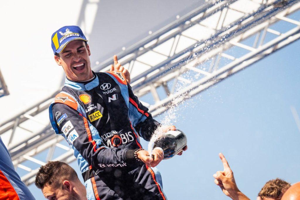 WRC | Daniel Sordo rinnova con Hyundai per il 2020
