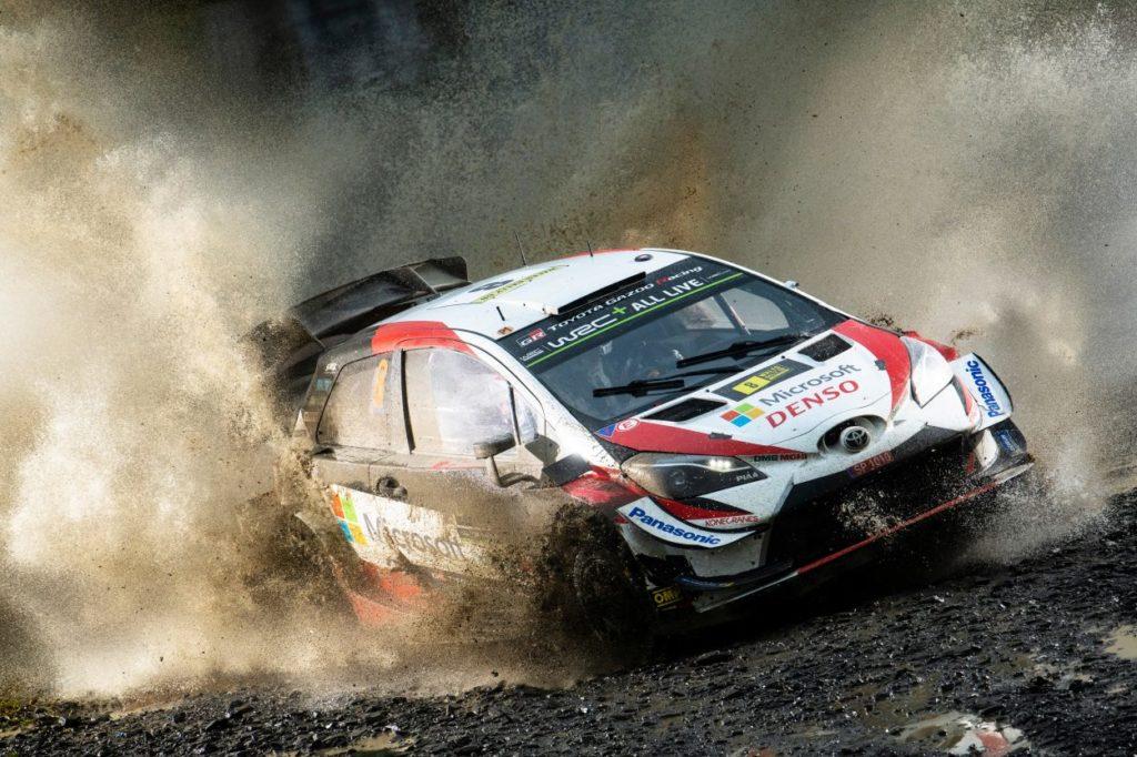 WRC | Galles: Tänak incrementa il vantaggio, Neuville secondo