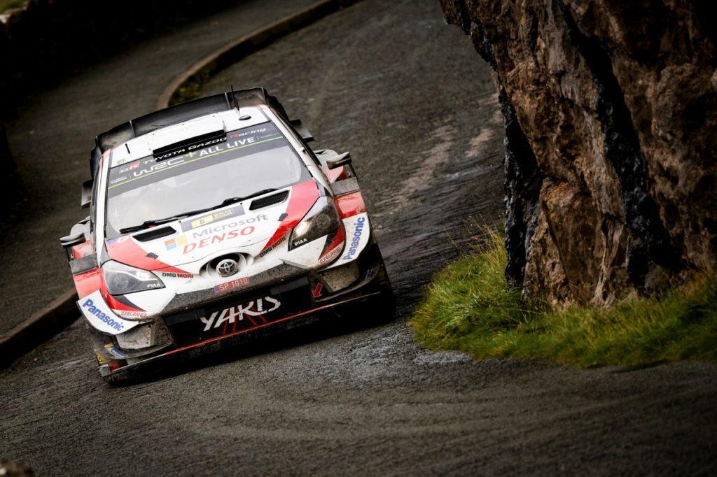 WRC   Ott Tänak vince il Rally del Galles e vede il titolo