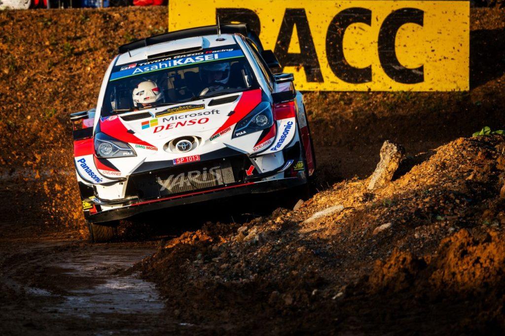 WRC   Catalunya: Neuville allunga, Tänak in lotta con Sordo e Loeb