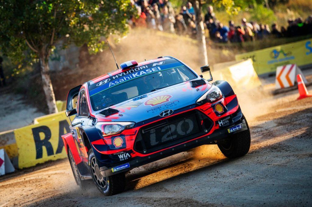 WRC | Catalunya: Loeb vola nel giro pomeridiano e passa in testa!